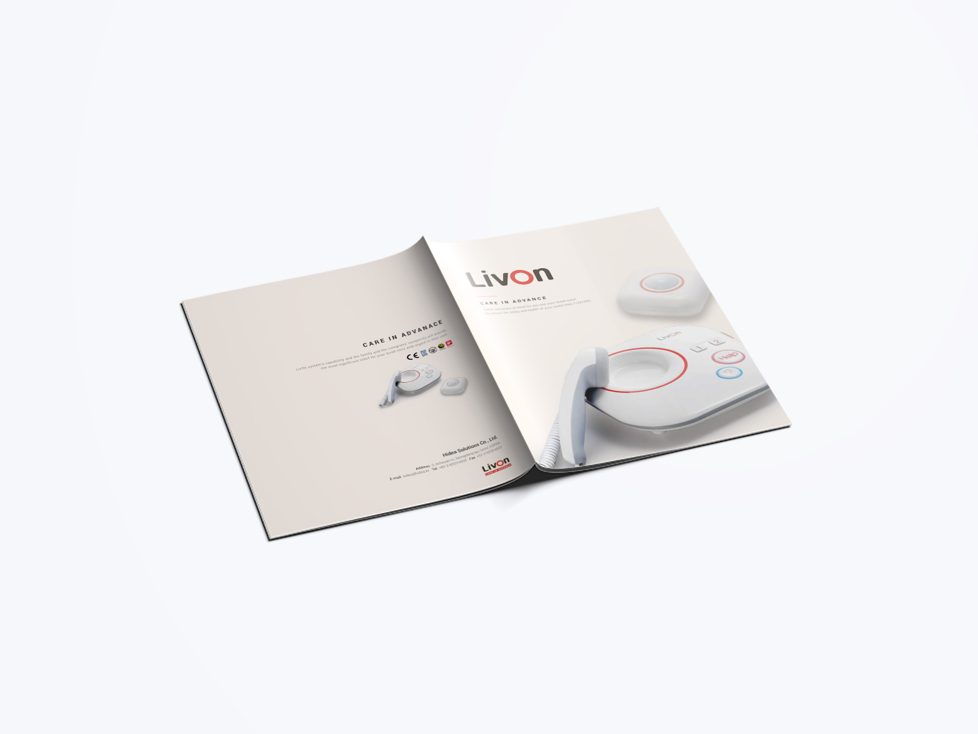 Exhibition Brochure Design